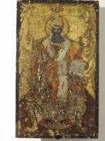St Athanasius enthroned