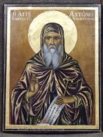 St Anthony the Great and Thaumaturgus