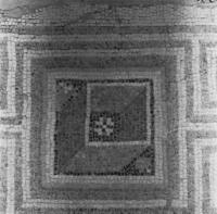 Press and Information Office, Republic of Cyprus: Kourion, Annex of Eustolios, Mosaic floor (2B-070-002)