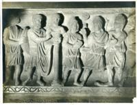 Detail of the so-called Sarcophagus of Stilicho